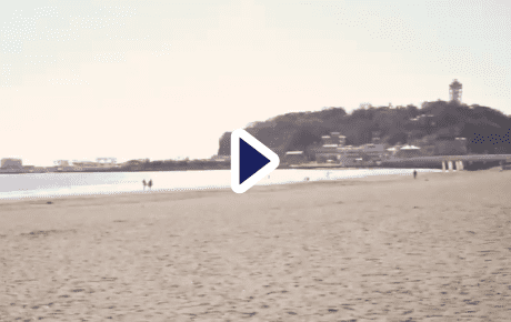 江の島 片瀬東浜に、プラスチックがこんなに落ちてるのを知ってますか?